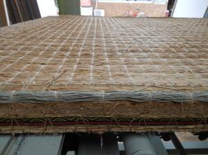 古い畳の修繕
