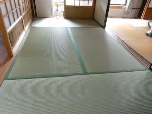 4畳の表替え