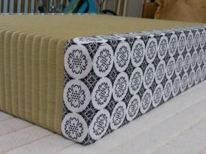 白中紋二畳台