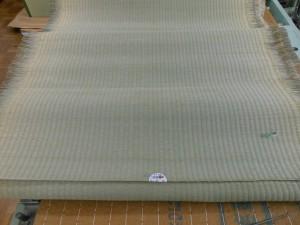 熊本県産糸引き畳表