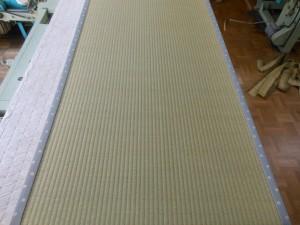 国産畳表糸引きを使用した新調畳