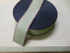 松葉柄の畳縁