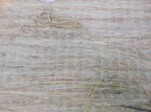 切れた床糸
