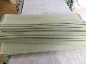 中国産糸引き畳表
