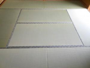 8畳の座敷