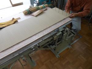 床の間の製作