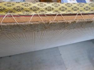 古い建材畳床