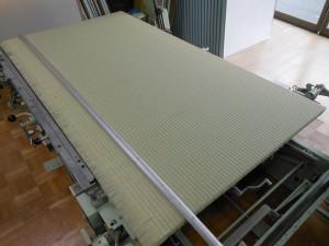 新調畳の施工