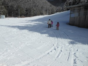 洞川スキー場