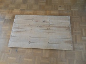 床の間の板