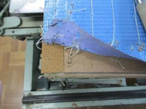 畳床の修繕