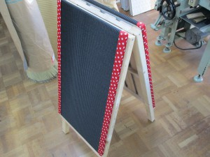 畳のブラックボード
