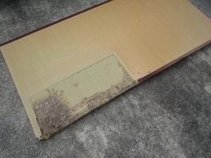 シロアリ畳