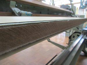 3センチの畳の裁断面