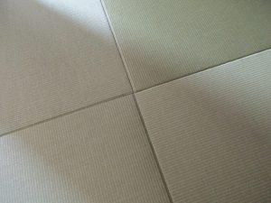縁無し畳 琉球畳