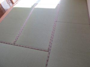 マンションの畳