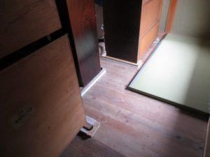 畳の納品 家具移動