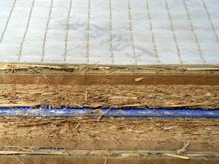 稲わらボード畳床
