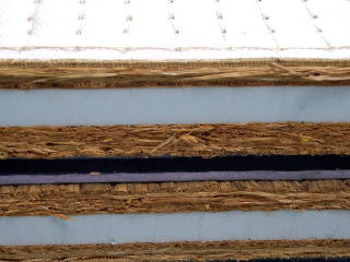 稲わらポリスチレンサンド畳床