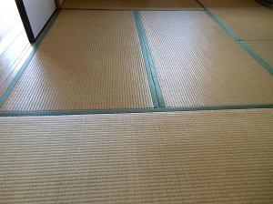 自宅の畳 国産糸引き