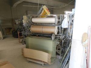 畳表の織機