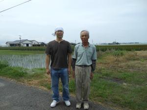 山本一さんと私