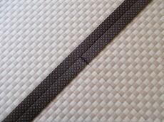 市松柄の和紙の畳表