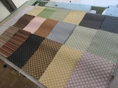 和紙のカラー畳表