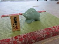 南たたみ店の 畳の人形台